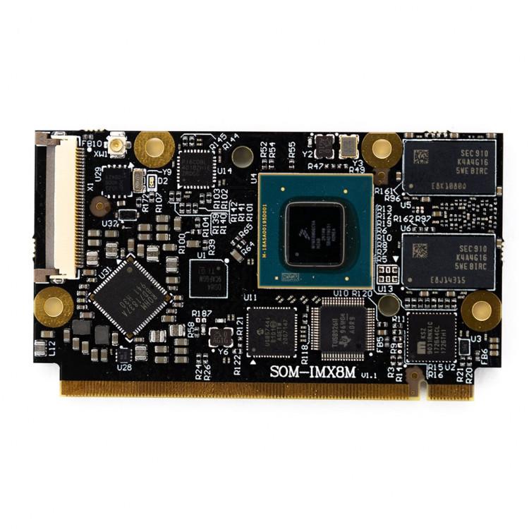 SOM-модуль uQseven процессор NXP i.MX 8M